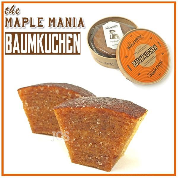 MAPLE MANIA(メープルマニア)メープルバウムクーヘン