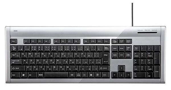 キーピッチ19mmキーボード