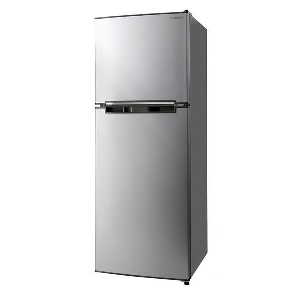 エスキュービズム 2ドア冷凍・冷蔵庫