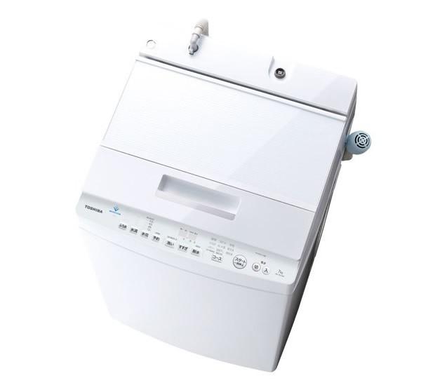東芝 全自動洗濯機 ZABOON(ザブーン)7kg