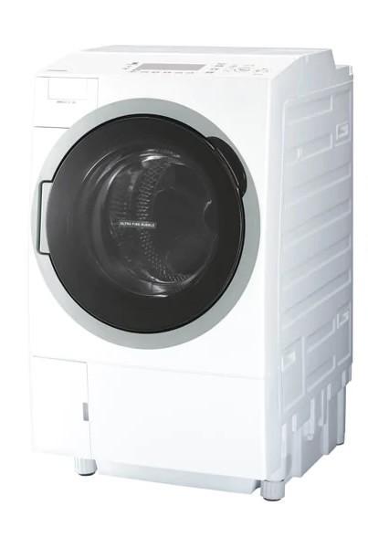 東芝 ドラム式洗濯乾燥機 ZABOON 12kg