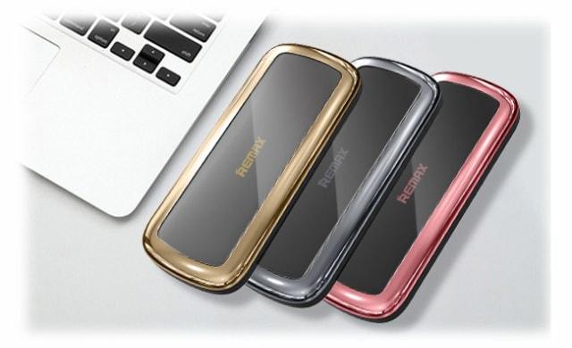 スリム・コンパクト モバイルバッテリー