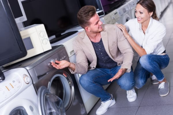 洗濯機の選び方はこれでOK!失敗しないためのポイントを解説