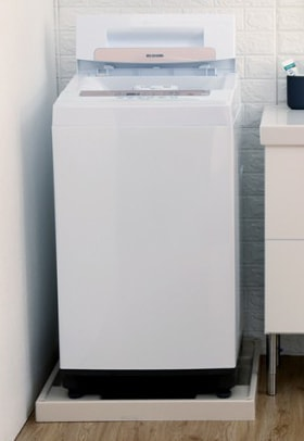 タイマー機能付き 洗濯機