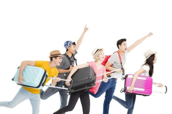 スーツケースの選び方のポイント5つとサイズの知識を徹底解説!