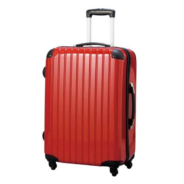 ファスナータイプ スーツケース