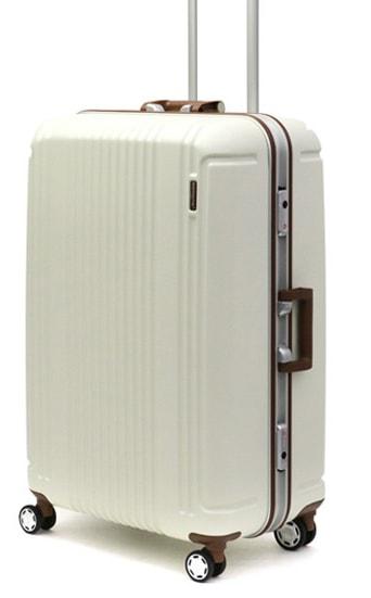 フレームタイプ スーツケース