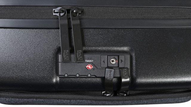 ダイヤルタイプ スーツケース