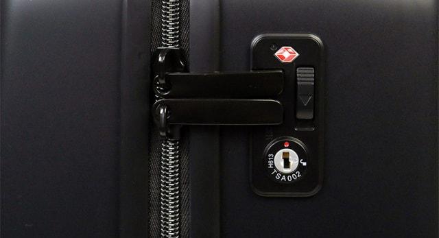 TSAロックタイプ スーツケース