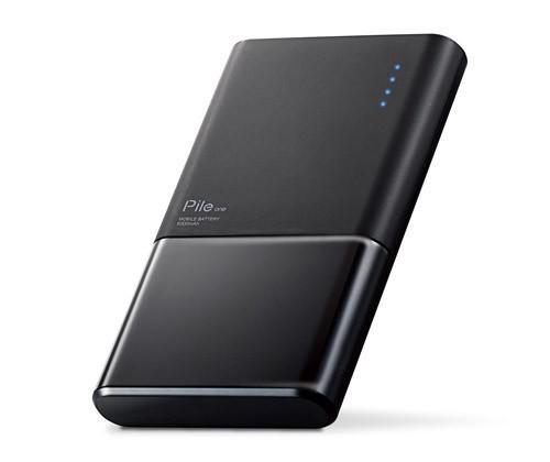 出力電流 2A以上 モバイルバッテリー