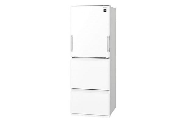 シャープ 冷凍冷蔵庫 SJ-GW36E-W