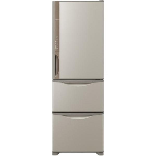 日立 3ドア冷蔵庫R-K38JV 375L