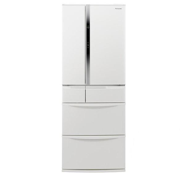 パナソニック 6ドア冷蔵庫NR-FVF504 501L