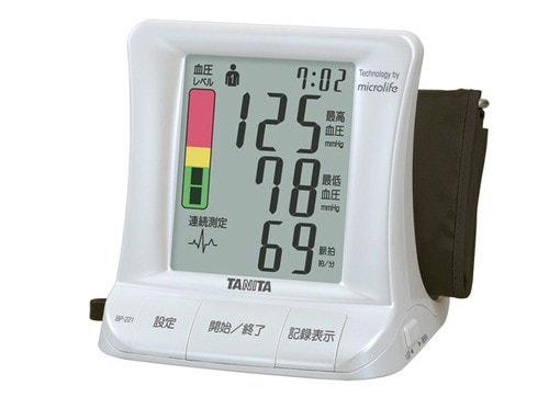 タニタ 血圧計