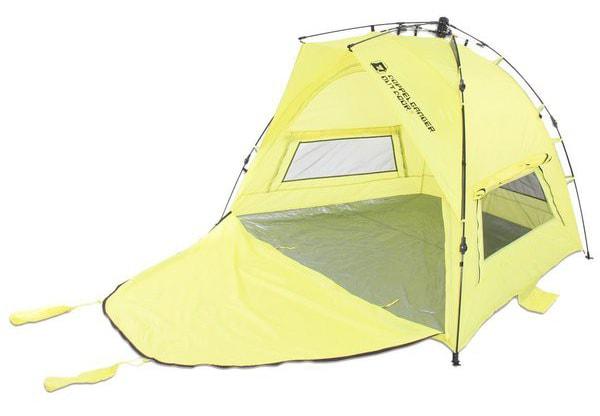 ベンチレーター テント