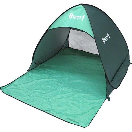 ワンタッチ型 テント