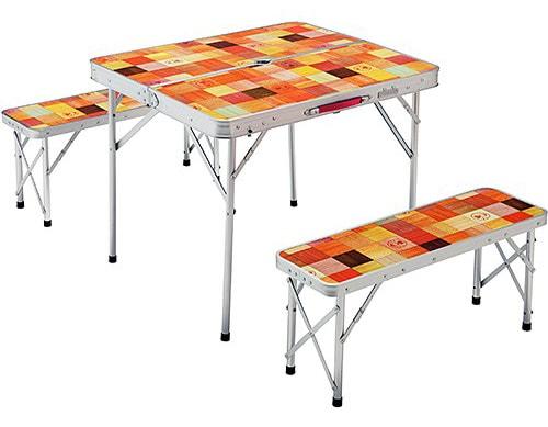 ファミリータイプ テーブル アウトドア