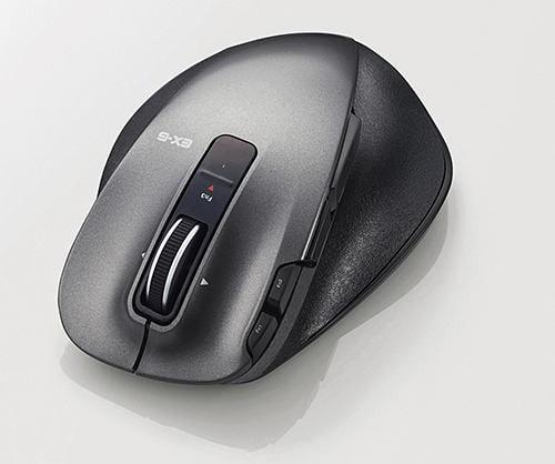 チルトホイール サイドボタン マウス