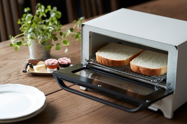温度調節機能 トースター