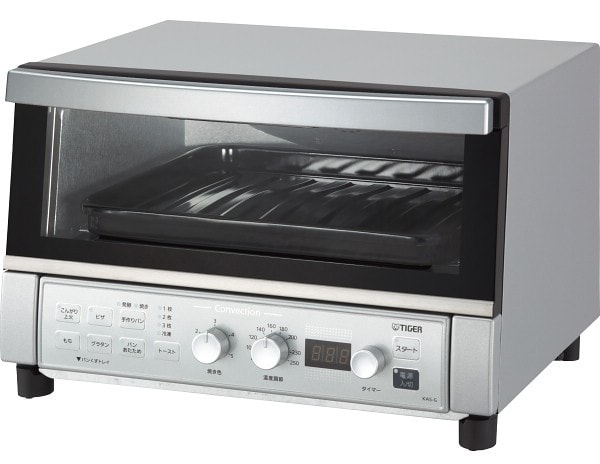 タイガー コンベクションオーブントースター KAS-G130SN