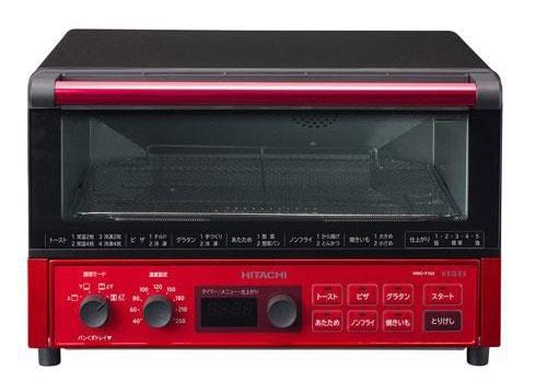 日立 HMO-F100-R コンベクションオーブントースター