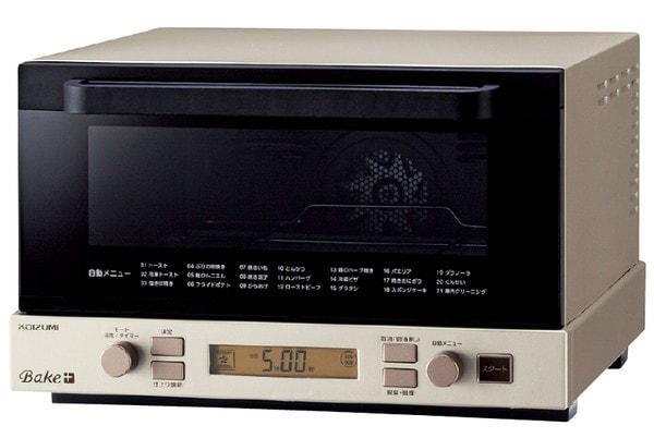 コイズミ スモークトースター KCG-1201