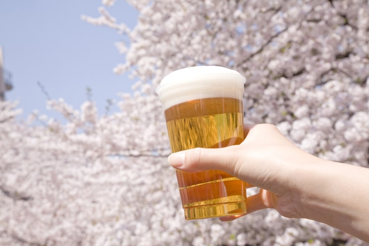 桜を眺めながら楽しみたい!お花見にぴったりな人気のお酒10選