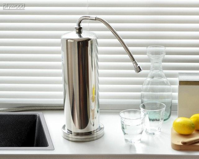 ゆうすい ステンレス製 据置型浄水器 K1型