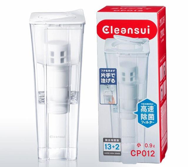 クリンスイ ポット型浄水器 CP012-WT