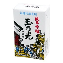 清酒 玉乃光 純米吟醸