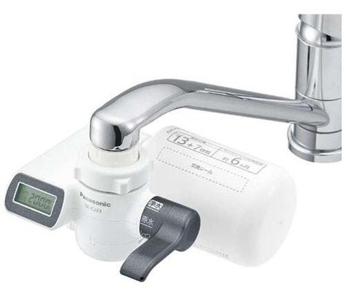 パナソニック 蛇口直結型浄水器TK-CJ23-H