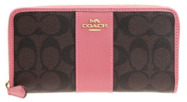 5236515b5b07 革製品ブランドの定番であるコーチの財布は幅広いカラーバリエーションやおしゃれなデザインで人気のブランドです。 大人らしいブランドの財布を初めて持つ方にも  ...