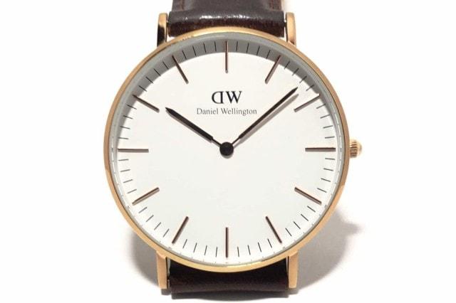 ダニエルウェリントン(Daniel Wellington) 腕時計レディース