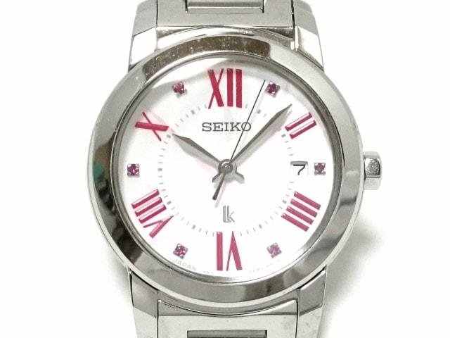 セイコー(SEIKO) 腕時計レディース