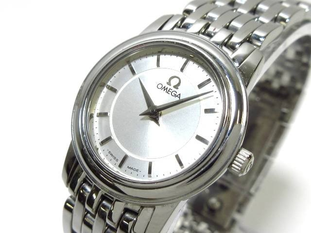 オメガ(OMEGA) 腕時計レディース
