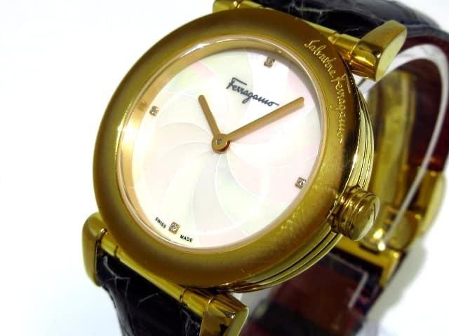 サルヴァトーレ・フェラガモ(Salvatore Ferragamo) 腕時計レディース
