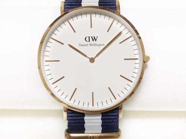 ダニエルウェリントン(DanielWellington) 腕時計メンズ