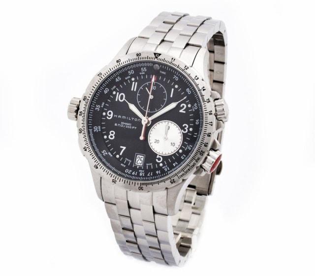 ハミルトン(HAMILTON) 腕時計メンズ