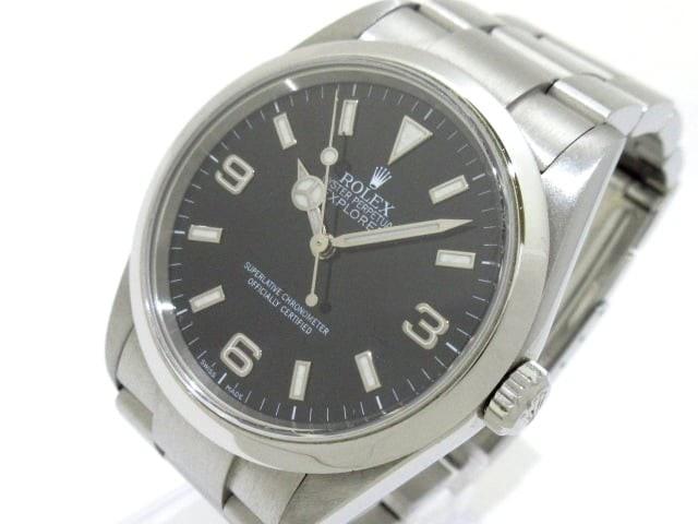 ロレックス(ROLEX) 腕時計メンズ