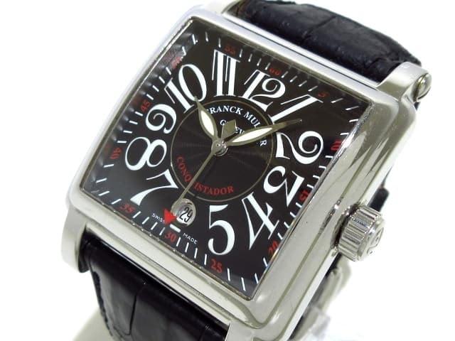 フランクミュラー(FRANCK MULLER) 腕時計メンズ