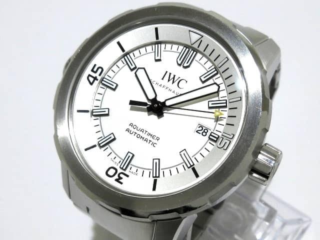 IWC 腕時計メンズ を