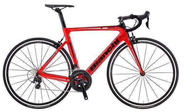 ビアンキ 18 ARIA 105 ロードバイク