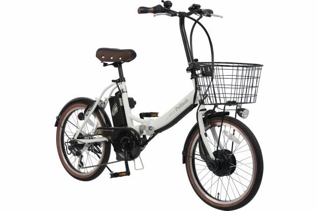 折りたたみ小径タイプ 電動自転車
