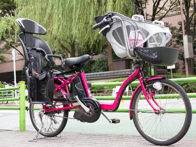 子供乗せタイプ 電動自転車