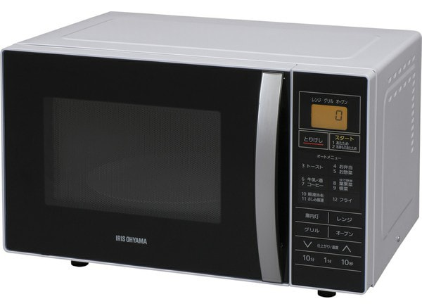 アイリスオーヤマ オーブンレンジ MOT1601
