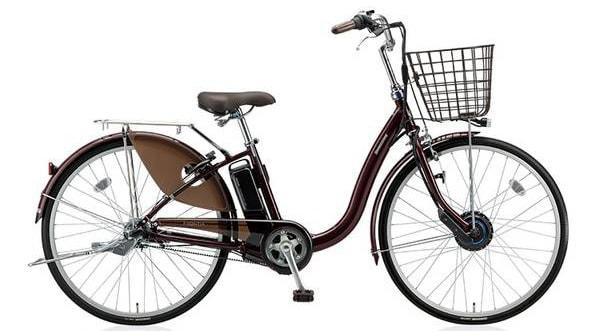 フロンティア26 ブリヂストンサイクル 電動自転車