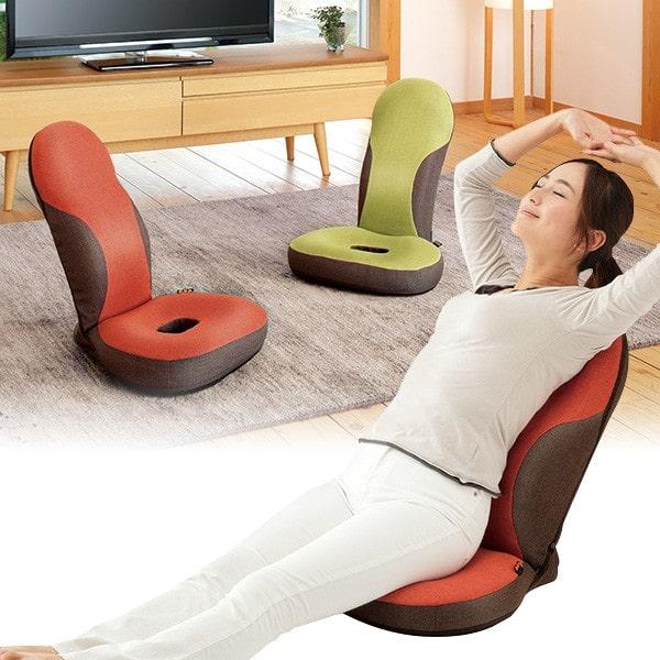 座椅子代わりに使える!media メンダイ 勝野式 美姿勢習慣コンフォート