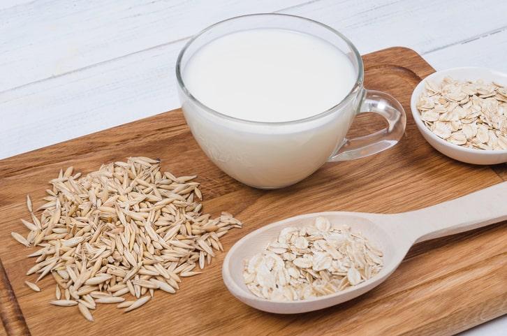 オーツミルクに含まれる栄養成分