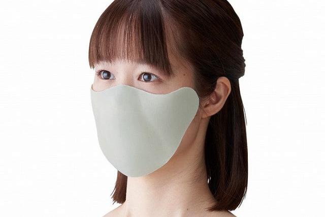 さすがキングジム!【耳の痛み・蒸れ】から解放される「紐なしマスク」とは?!