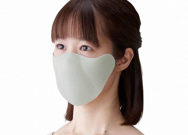 キングジム ひもなしマスク